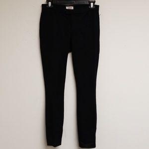Helmut Lang Black Wool Skinny Pants Size 4